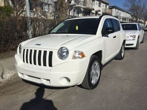 2007 Jeep Compass, Crossover, 4 Winter Tires
