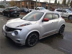 2014 Nissan JUKE NISMO RS TURBO BC CERTIFIED PRE OWNED