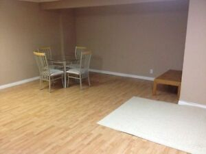 1 bedroom legal basement suit, private entrance, all included