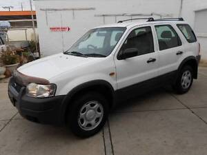 2005 Ford Escape XLS SUV IMMACULATE WITH REGO Hendon Charles Sturt Area Preview