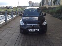 09 Hyundai i10 1.2 petrol £30 road tax long mot