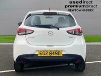2017 Mazda 2 1.5 75 Se 5Dr Hatchback Petrol Manual