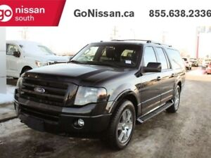 2009 Ford Expedition MAX LIMITED, 4WD, LEATHER, HEATED SEATS, SU