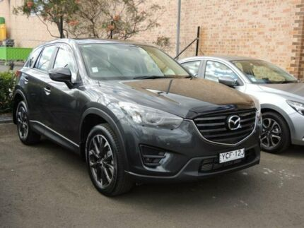 2015 Mazda CX-5 MY15 GT (4x4) Meteor Grey 6 Speed Automatic Wagon Nowra Nowra-Bomaderry Preview