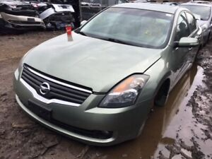2007 Nissan Altima just in for parts at Pic N Save!