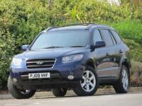 Hyundai Santa Fe 2.2CRTD ( IV ) auto 2009 CDX 66,000 MILES