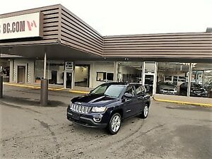 2016 Jeep Compass HIGH ALTITUDE PREMIUM 4WD