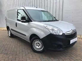 Vauxhall Combo 1.3 CDTI 90 E/F 2000, New Shape Combo, in Silver, Very Tidy Van, No Vat on Price