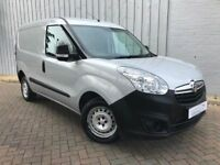 Vauxhall Combo 1.3 CDTI 90 E/F 2000, New Shape Combo, in Silver, Very Tidy Van, No Vat on Price