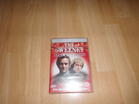 The Sweeney on dvd in original case still sealed
