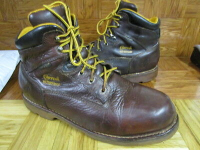 Chippewa Men's Colville Briar Leather Waterproof Boots Size 13 Wide Chippewa Mens Briar