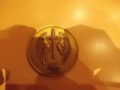 belle medaille de table cercle sportif force aerienne