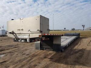 2012 Muvall RGN trailer for sale
