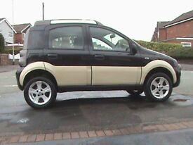 Fiat Panda 4x4 diesel