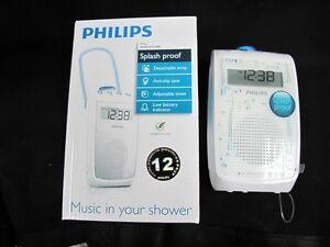 Philips-AE2330-Splash-Proof-Bathroom-AM-FM-Radio
