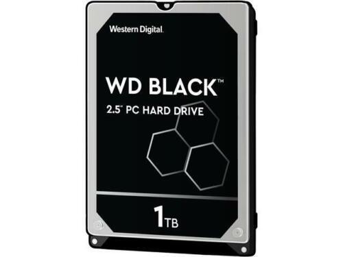 Black 2.5-inch 1TB Performance Hard Drive