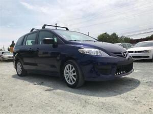 NEW MVI! 2010 MAZDA 5 MINIVAN ! EASY TO FINANCE!