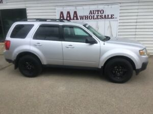 2011 Mazda Tribute GT, AWD, REAR CAM, LOW KM !