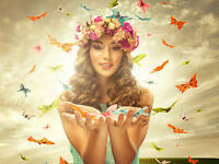 Psychic Readings with Madame Butterfly