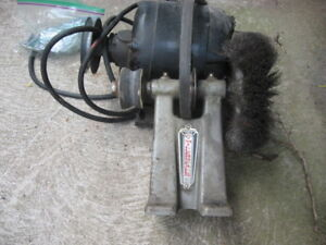 MILLERS FALLS  grinding stand/with 1/4h.p. motor