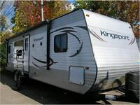 NEW KINGSPORT 299 SBW-1 ONLY AT $23995 MYRV PERTH FINANCING!