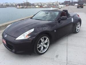2010 Nissan 370Z Roadster $27400 convertible