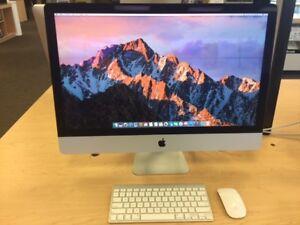 """iMac 27"""" $1399 with warranty"""