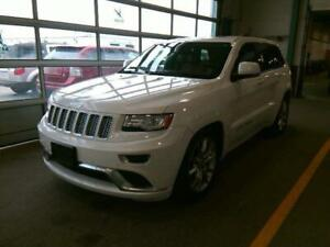 2015 Jeep Grand Cherokee Summit $31995