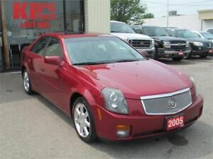 2005 CADILLAC CTS LOW LOW KMS