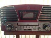 record radio cd audio unit