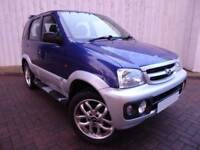 Daihatsu Terios 1.3 Sport ....Low Low Mileage Automatic Terios....Just in Time for Highland Winter