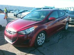 2012 Hyundai Elantra *NO REPORTED ACCIDENTS* 49$/SEMAINE