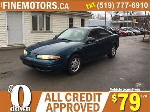 2003 OLDSMOBILE ALERO GX * LOW KM * LOW PRICE * READY FOR WINTER London Ontario image 4