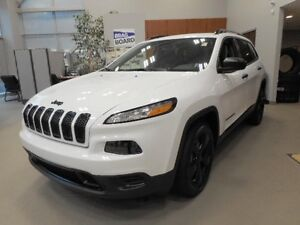 2016 Jeep Cherokee SPORT 4 cylinder