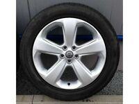 Vauxhall Mokka wheels and tyres
