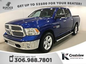 2014 Ram 1500 SLT Crew Cab EcoDiesel | Heated Seats and Steering