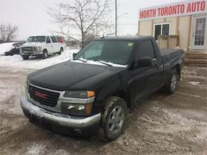 2011 GMC CANYON SLE - LOW KM - CLEAN TRUCK - 2DOOR - AUTOMATIC