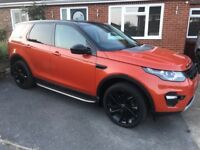 Land Rover Discovery Sport HSE Luxury 2015 2.2 Diesel
