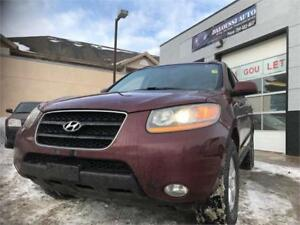 Finance available! safetied 2008 Hyundai santa fe awd