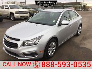 2016 Chevrolet Cruze Limited LIMITED SEDAN Accident Free,