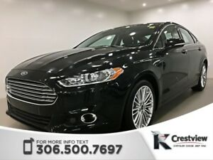 2016 Ford Fusion SE AWD | Leather | Sunroof | Navigation