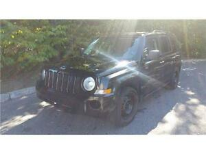 JEEP PATRIOT 2008 SUV