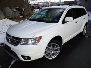 2016 Dodge JOURNEY R/T AWD V6 (LEATHER, ONLY 15000 KMS, $26780)