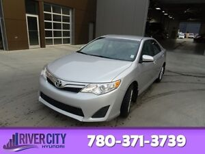 2013 Toyota Camry LE Back-up Cam,  Bluetooth,  A/C,