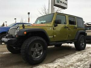 2010 JEEP WRANGLER UNLIMITED SPORT MANUAL !! 16W45532A