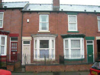 2 BEDROOM TERRACE IN TINSLEY - £400 PER MONTH