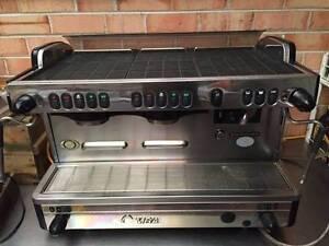 la cimbali coffee machine gumtree australia free local classifieds. Black Bedroom Furniture Sets. Home Design Ideas