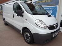 Vauxhall Vivaro 2.0CDTi ( 115ps ) ( EU V ) 2014 2900 LWB Choice of 2 P/X