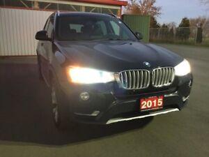 2015 BMW X3 xDrive 4dr Awd