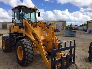 Brand New WCM 928 6 tonne Wheel Loader Kenwick Gosnells Area Preview